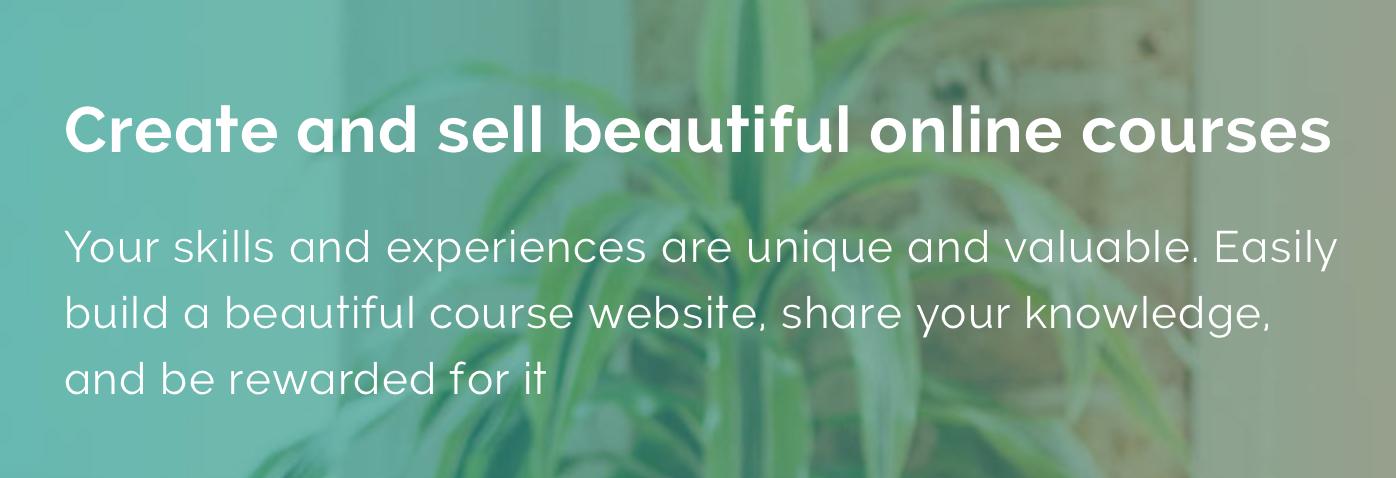 """Rendez-vous en ligne en créant un cours en ligne avec Teachable. """"Width ="""" 1396 """"height ="""" 478 """"/> </p> <h2> 2. Photos stock </h2> <p> Vous ne pouvez pas le réaliser, mais les photos en stock sont partout. Lorsque vous visitez un site Web, regardez les publicités, lisez un magazine ou parcourez une brochure, il est probable qu'il y ait une stock photo ou deux (ou 20) utilisées. Les blogueurs, les propriétaires d'entreprises et les commerçants se tournent vers de grands marchés de photos chaque fois qu'ils ont besoin d'une image pour aider à raconter leur histoire. </p> <p> En raison de cette forte demande, les marchés de photos en ligne ont constamment besoin de nouvelles images pour ajouter à leur gamme. C'est là que vous venez. Et avant même de demander – <strong>vous n'avez pas besoin d'être photographe professionnel pour générer des revenus passifs en ligne avec des sites photo </strong>! </p> <p> En fait, si vous avez un smartphone, vous pouvez utiliser des images directement dans la galerie de votre téléphone. Une excellente image peut vendre encore et encore gagner un revenu stable mois après mois. </p> <p> Chaque site de stock photo aura des termes différents. Mais, le plus souvent, vous pouvez offrir autant d'images à vendre que vous le souhaitez. Chaque fois qu'un de vos snaps se vend, vous recevez une commission. C'est vraiment simple. </p> <h2> 3. Ebook Author </h2> <p> Comme pour créer un cours, vous pouvez également écrire un ebook sans être un soi-disant expert. En fait, vous pouvez écrire un ebook non-fiction en seulement 30 jours. Si vous souhaitez exercer vos coupures d'écriture créatives, vous pouvez parcourir la voie de fiction. Mais, gardez à l'esprit, il faut souvent plus de temps pour insérer un livre électronique de fiction que celui d'une non-fiction. </p> <p> Pour transformer un ebook en revenu passif, tout commence par une idée. Peut-être que vous souhaitez mettre en place un livre de recettes rempli de recettes crockpot pour un. Peut-être"""