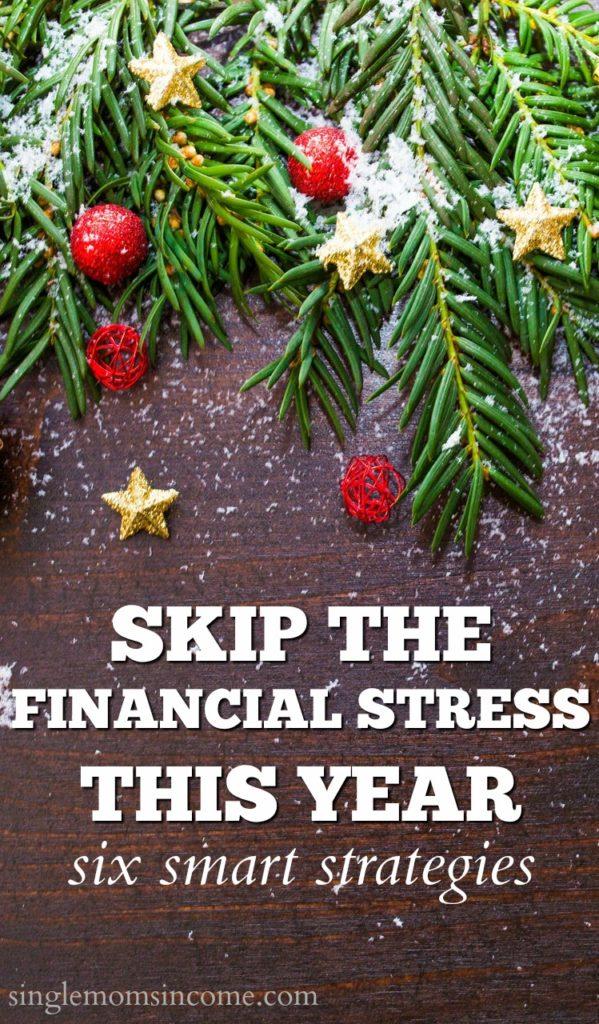 Noël peut être stressant et financièrement épuisant. Ne stressez pas sur l'argent pour Noël, utilisez plutôt ces six stratégies.