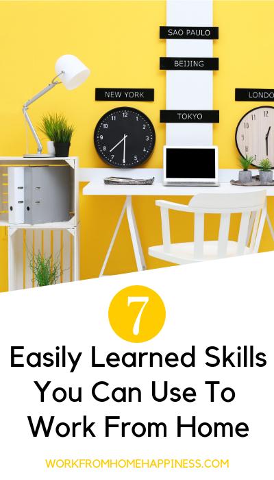 """Prêt à travailler de chez vous mais vous ne savez pas par où commencer? Voici 7 compétences faciles à apprendre que vous pouvez utiliser pour travailler à domicile dès que possible. """"data-pin-description ="""" Prêt à travailler de chez vous mais vous ne savez pas par où commencer? Voici 7 compétences faciles à apprendre que vous pouvez utiliser pour travailler à domicile dès que possible. """"/> <! -<rdf:RDF xmlns:rdf="""