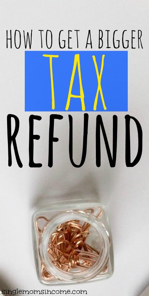 Avez-vous déjà voulu obtenir un remboursement d'impôt plus important? Je ne vous en veux pas si vous le faites. Voici quelques étapes à suivre pour maximiser votre remboursement cette année. #taxrefund #taxes #money