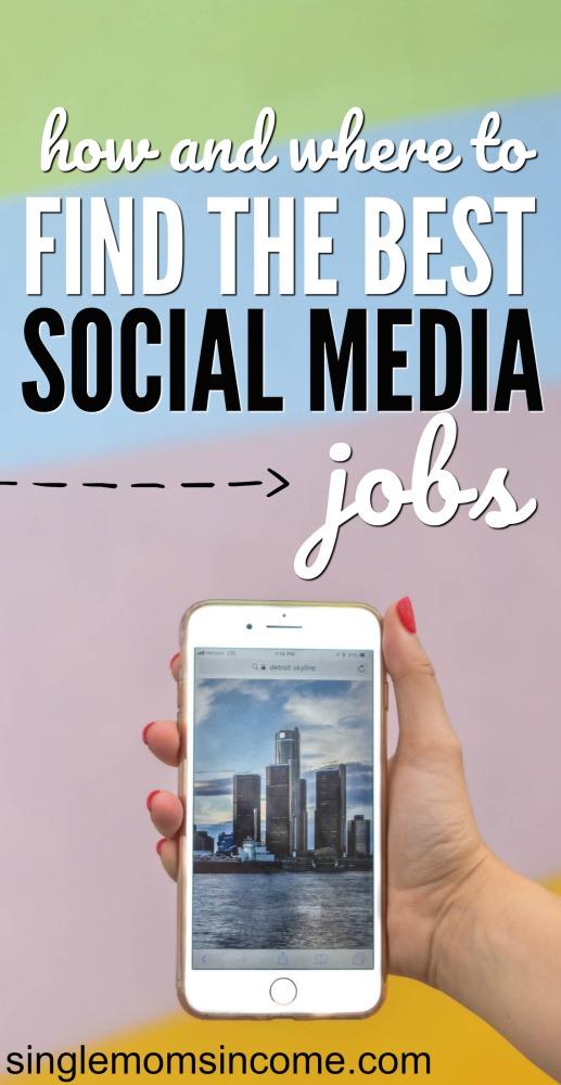 Vous cherchez un emploi dans les médias sociaux? Eh bien, vous avez de la chance car ils sont partout. Voici où chercher et ce que vous pouvez vous attendre à trouver. #workfromhome #socialmediajobs