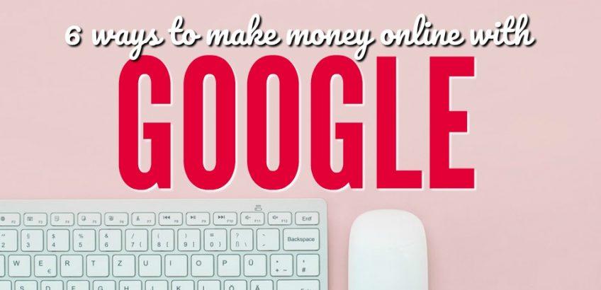 comment gagner de l argent avec google