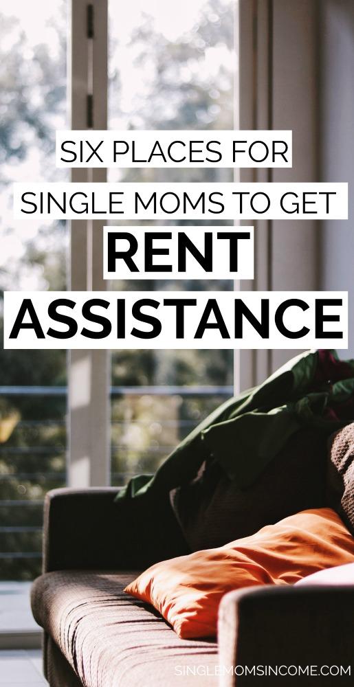 Prendre soin de tout en solo peut être DIFFICILE. Alors, où les mères célibataires peuvent-elles obtenir une aide au loyer? Voici certaines des ressources les plus fiables. #l'emprise #personnelfinancement #laassistance
