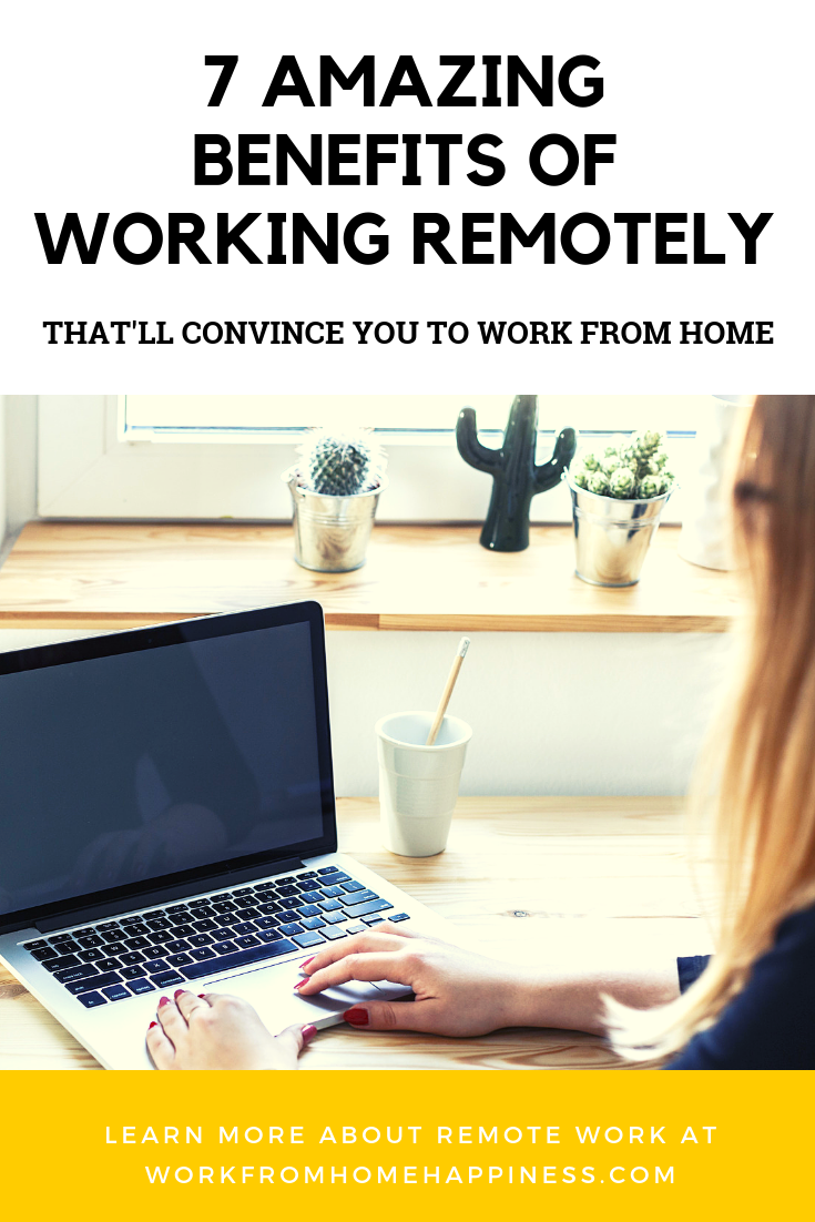 """Ces 7 avantages incroyables du travail à distance vous convaincront de travailler de chez vous! """"data-pin-description ="""" Ces 7 avantages incroyables du travail à distance vous convaincront de travailler à domicile! """"/> <! -<rdf:RDF xmlns:rdf="""