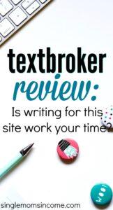 Vous cherchez du travail supplémentaire? Découvrez si écrire pour cette usine de contenu vaut votre temps dans notre article sur Textbroker. Payer, types d'emplois et plus encore. #écriture #écriture freelance
