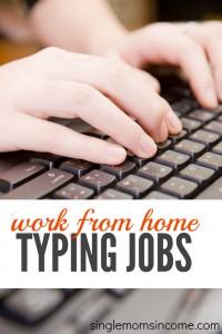 Vous cherchez des travaux de dactylographie à la maison? Voici six entreprises légitimes qui peuvent vous engager! (Le salaire variera.)