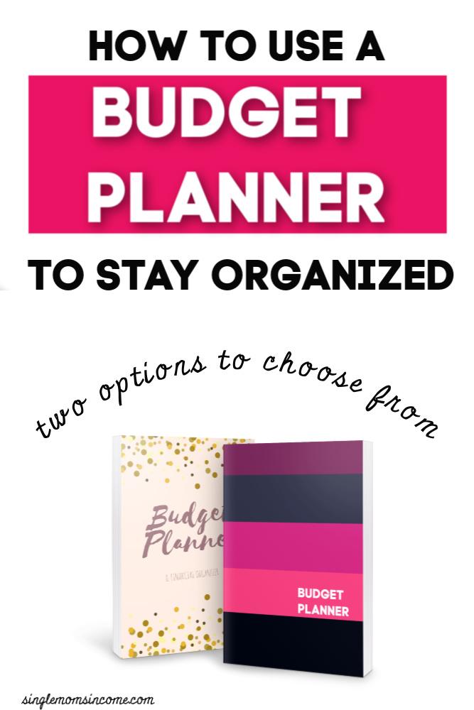 Si vous cherchez une alternative aux imprimables budgétaires, j'en ai trouvé une! Ces planificateurs budgétaires peuvent vous aider à rester organisé à 100%. #budget #budgetplanner #personalfinance #frugalliving