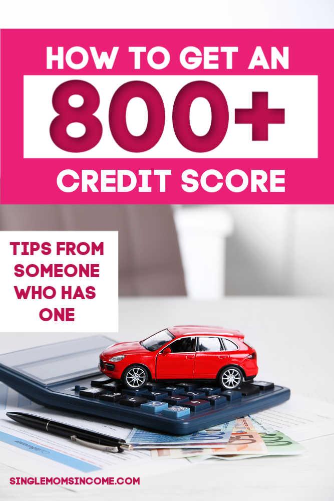 Vous essayez d'entrer dans le club des 800 crédits? Je partage ce qu'il a fallu pour que mon pointage de crédit atteigne 823. (Je pense que cela pourrait vous choquer!) #Creditscore #personalfinance #youcandoittoo