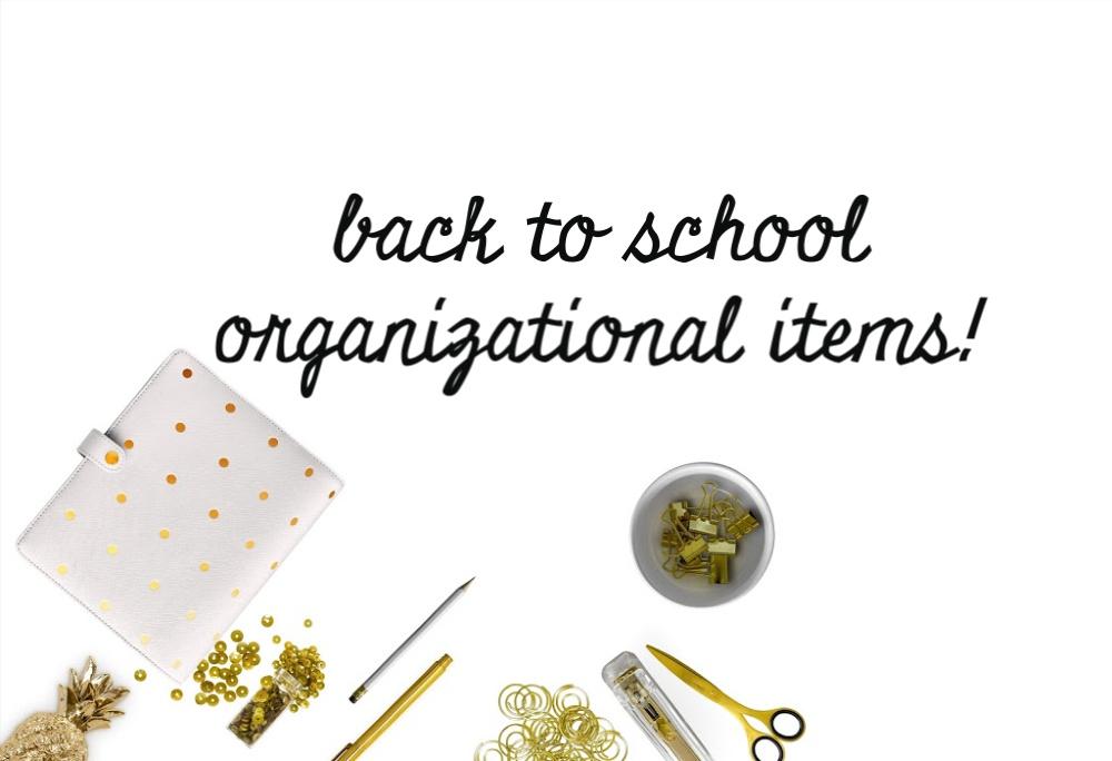 La rentrée scolaire ne concerne pas que le stylo et le papier. En fait, les ventes de rentrée scolaire sont un très bon moment pour acheter des articles d'organisation. Voici nos meilleurs choix.