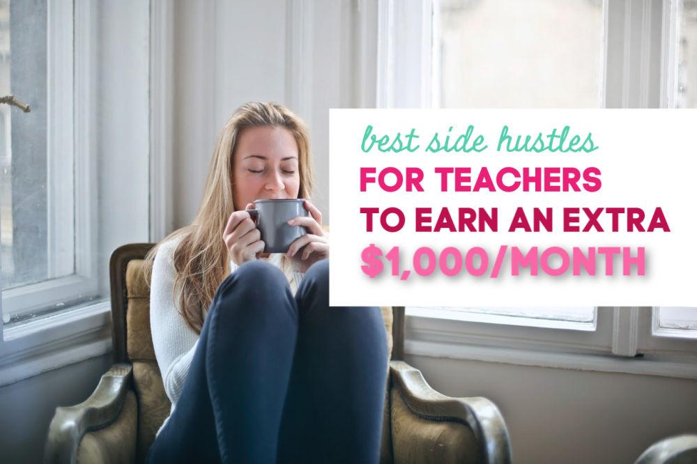En tant qu'enseignant, si vous voulez gagner de l'argent supplémentaire, vous avez beaucoup d'options. Voici quelques-uns des meilleurs problèmes pour les enseignants qui sont flexibles.