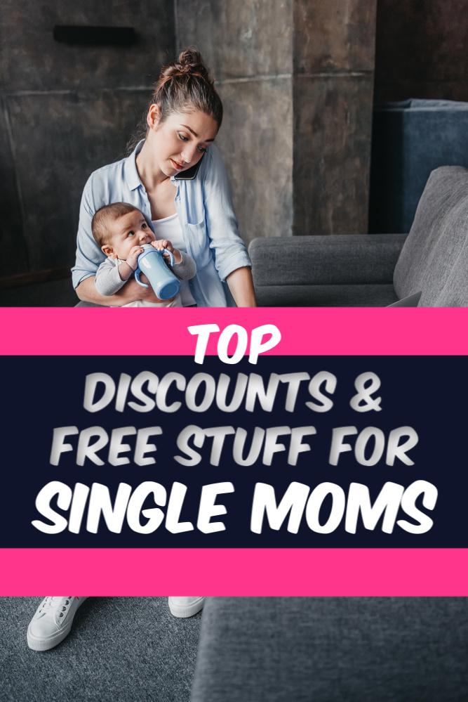Les mères célibataires qui travaillent fort peuvent toujours avoir des problèmes d'argent. Faire un budget exagéré pour toute une famille est difficile! Voici les meilleurs rabais pour les mères célibataires. #singlemom #money