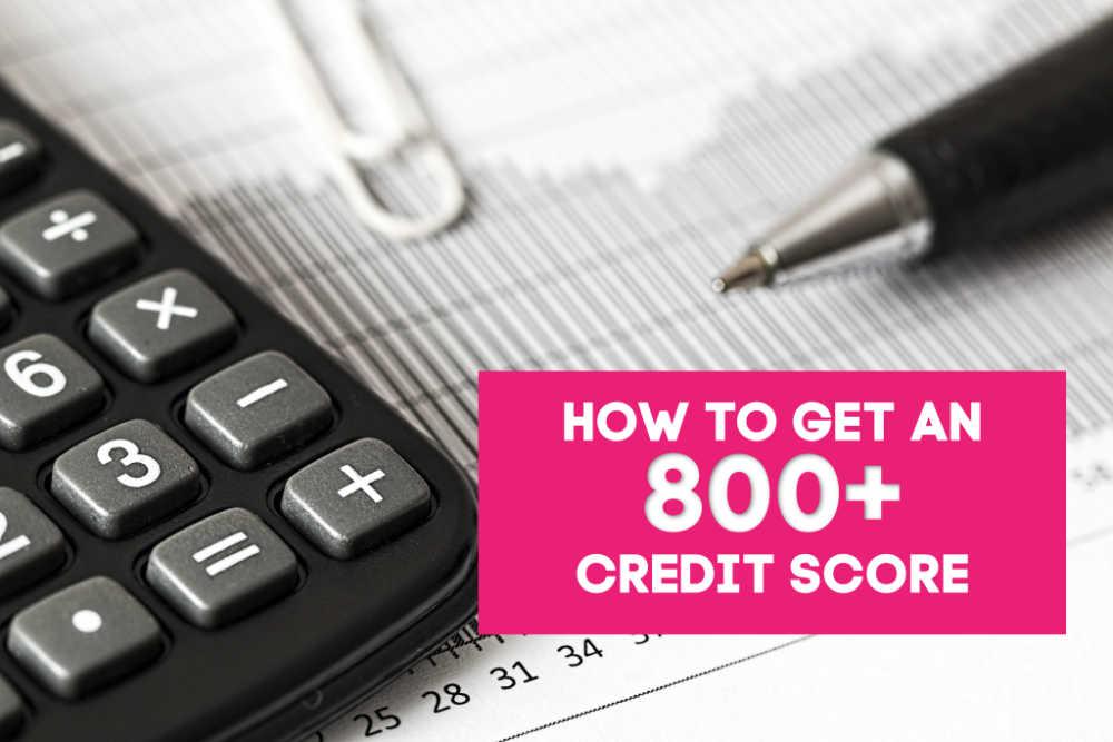 Vous essayez d'entrer dans le club des 800 crédits? Je partage ce qu'il a fallu pour que mon pointage de crédit atteigne 823. (Je pense que cela peut vous choquer!)