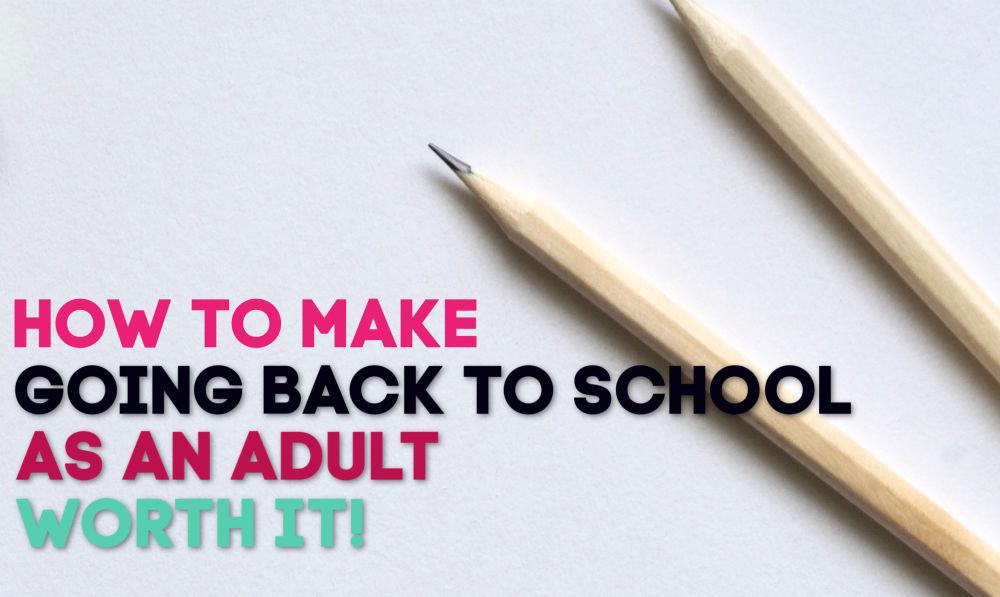 Retourner à l'école ne vaut pas la peine pour tout le monde. Si vous envisagez de retourner au collège en tant qu'adulte, voici quelques considérations clés à prendre en compte.