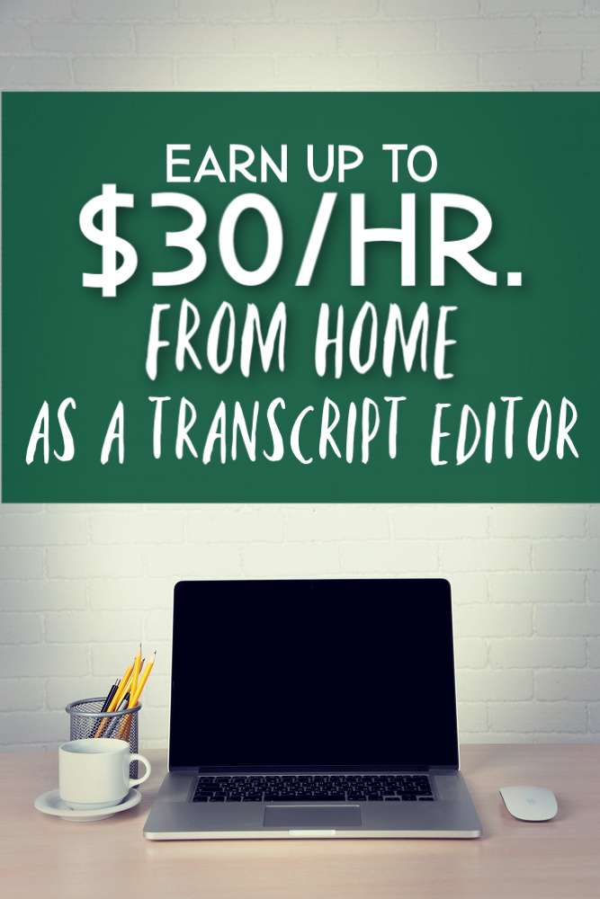 Vous cherchez un travail de transcriptin bien rémunéré? Apprenez à gagner jusqu'à 30 $ / heure. de la maison dans notre revue 3Play Media. (Aucun diplôme universitaire requis.) #Workathome #transcription