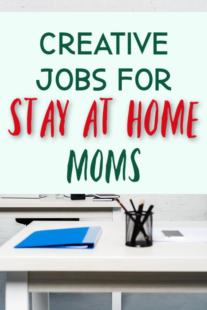 Si vous restez chez vous et que vous souhaitez gagner de l'argent grâce à un point de vente créatif, nous vous proposons cinq options! Voici des emplois créatifs pour les mères au foyer.