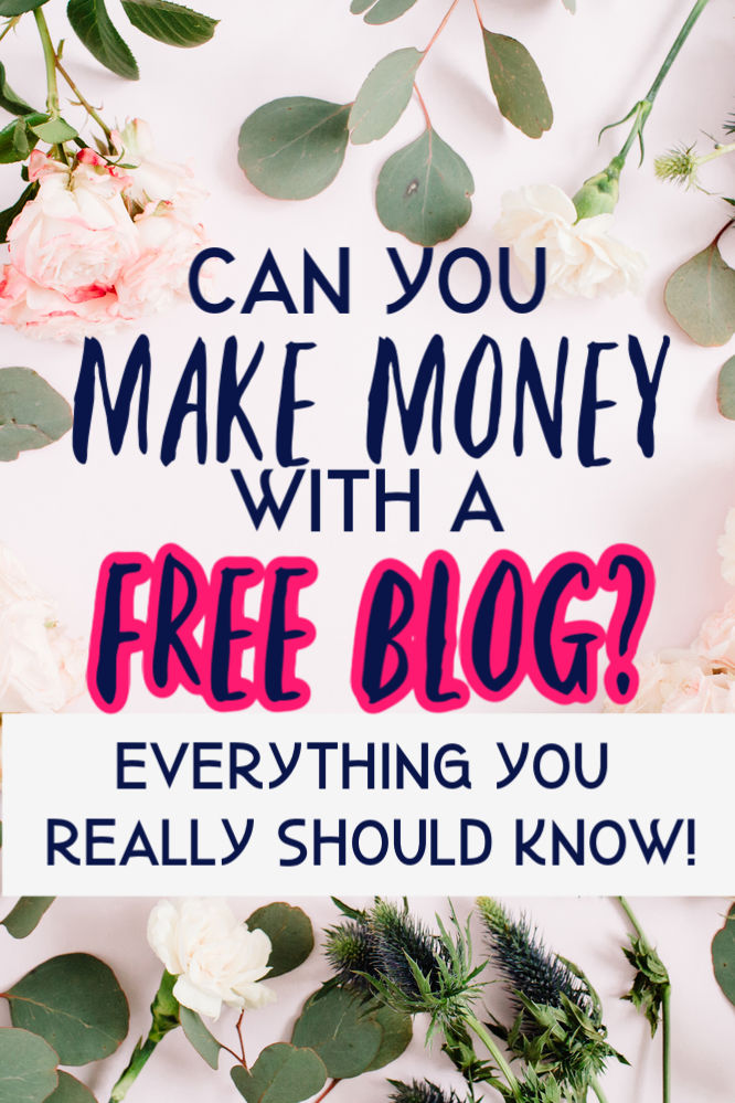 Pouvez-vous gagner de l'argent avec un blog gratuit? Réponse courte: oui, mais c'est difficile à faire. Découvrez pourquoi c'est difficile et pourquoi investir dans l'hébergement payant.