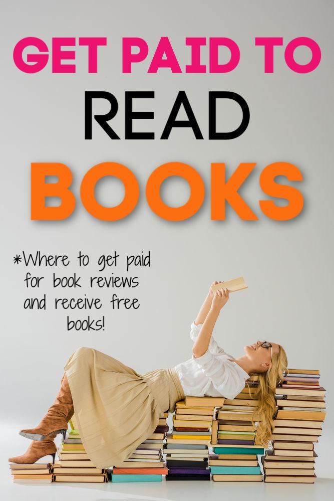 Êtes-vous un lecteur passionné? Si votre réponse est oui, voici les meilleures opportunités pour être payé pour lire des livres. (Ou accrochez des livres gratuitement!)