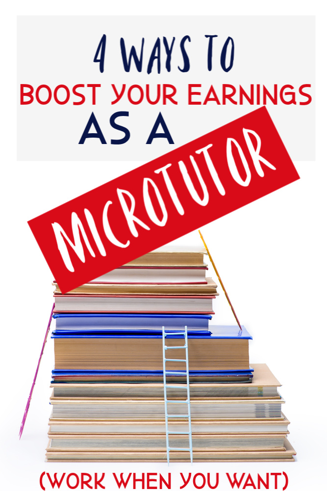 Comment gagner plus d'argent en tant que tuteur studypool. #tutoring #workathome