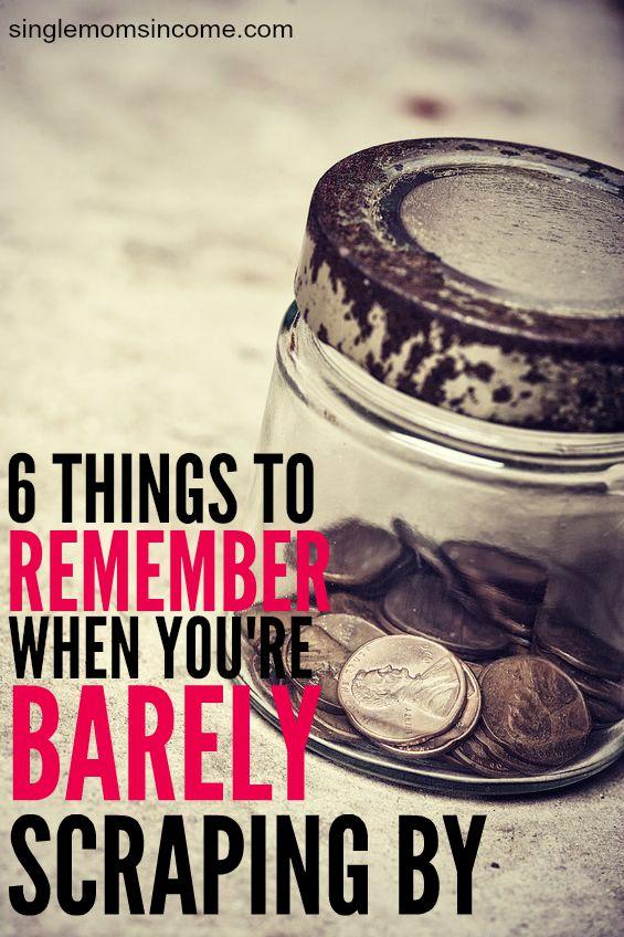 Si vous vous arrêtez à peine, il est temps de réexaminer votre vie. Voici six principes qui m'ont amené du bazar au succès financier. Ils peuvent t'aider aussi.
