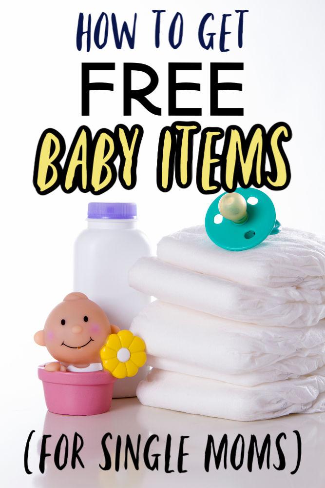 Voici comment obtenir des trucs pour bébé gratuits pour les mères célibataires ou toute mère qui pourrait avoir une situation financière difficile en ce moment.