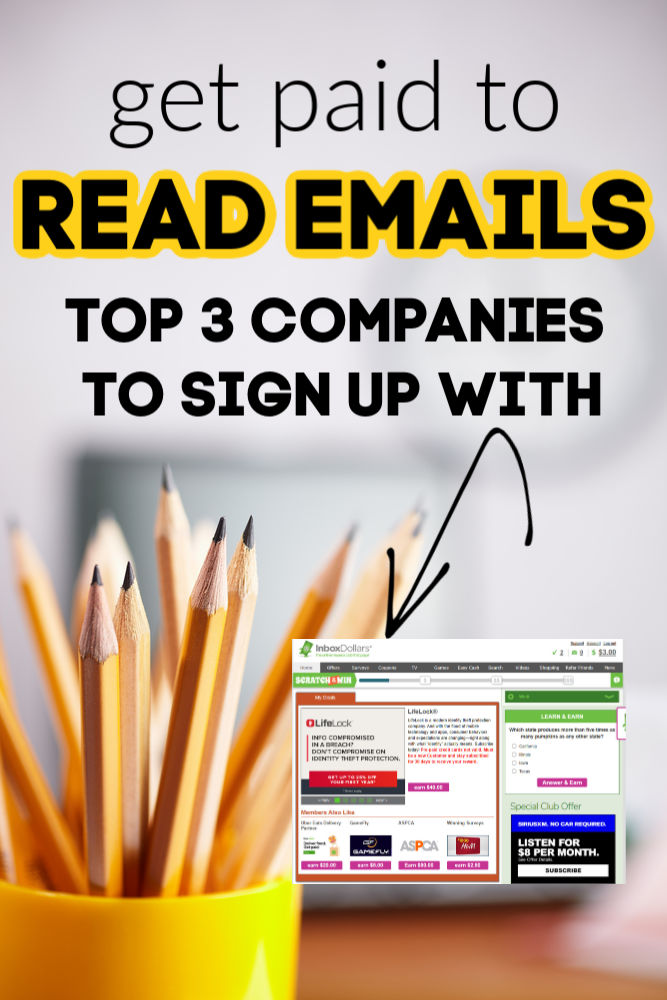 Vous rencontrez quelqu'un qui dit que vous pouvez être payé pour lire des emails? Voici ce que cela signifie et les meilleurs endroits pour vous inscrire. (Et non, cela ne remplacera pas votre travail quotidien.)