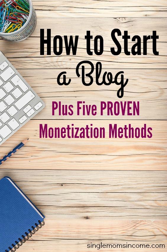 Voulez-vous gagner de l'argent en bloguant? Les blogs ont grandement contribué à ma capacité de gagner plus de 63 000 $ en ligne en 2016! Voici comment vous pouvez commencer.