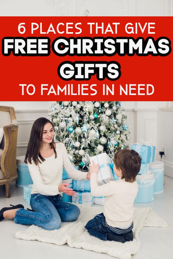 Si vous avez des difficultés financières cette année, ne laissez pas Noël vous submerger. Voici six endroits qui offrent des cadeaux de Noël gratuits.