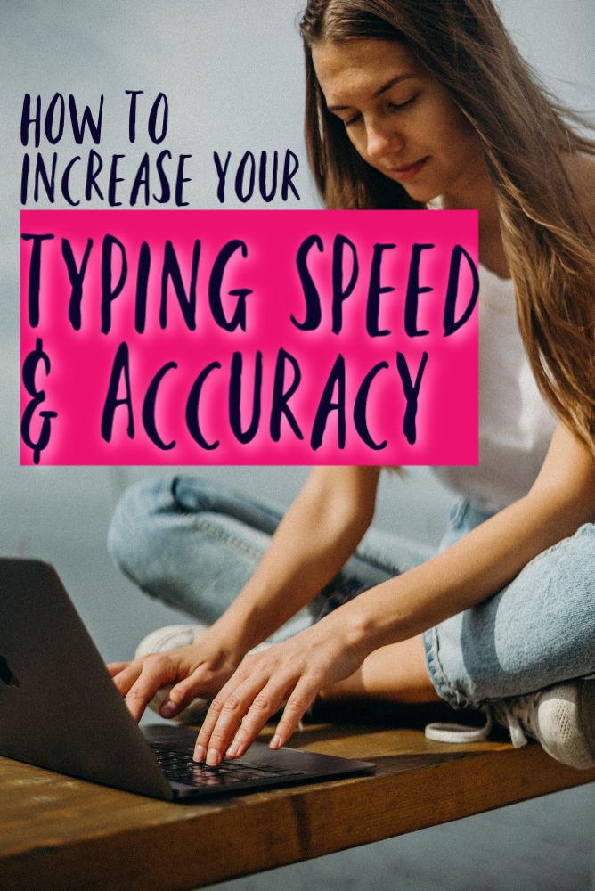 Si vous voulez gagner de l'argent décent en tant que commis à la saisie de données ou transcripteur, vous devez augmenter votre vitesse de frappe et votre précision. Voici comment procéder.