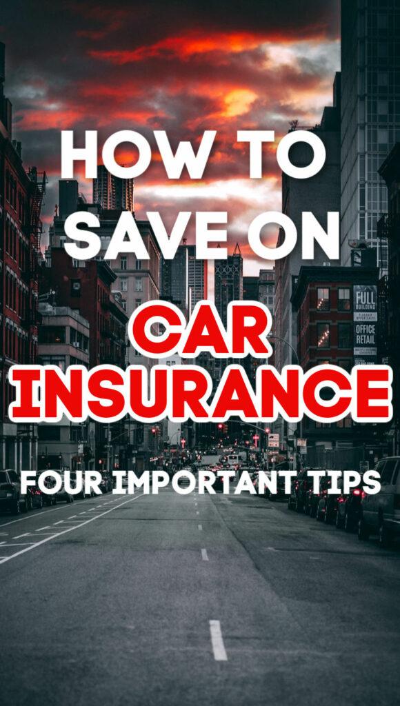 L'assurance automobile consomme-t-elle trop de votre budget? Si c'est le cas, essayez ces quatre conseils pour trouver une assurance auto abordable pour vous et votre famille.