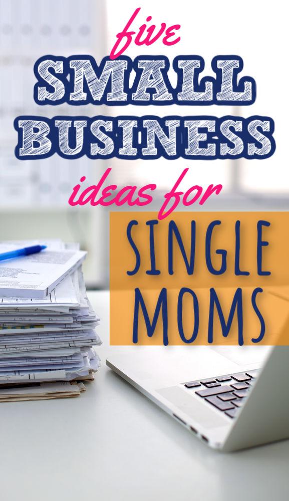 Êtes-vous prêt à prendre vos revenus en main? Voici cinq idées de petites entreprises rentables et uniques pour les mères célibataires pour stimuler votre créativité.