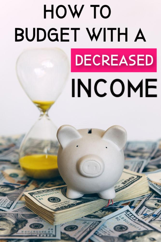 Ne pas avoir autant d'argent que vous en avez l'habitude peut mettre à rude épreuve votre situation financière et votre vie. Voici comment établir un budget avec une baisse de revenu.