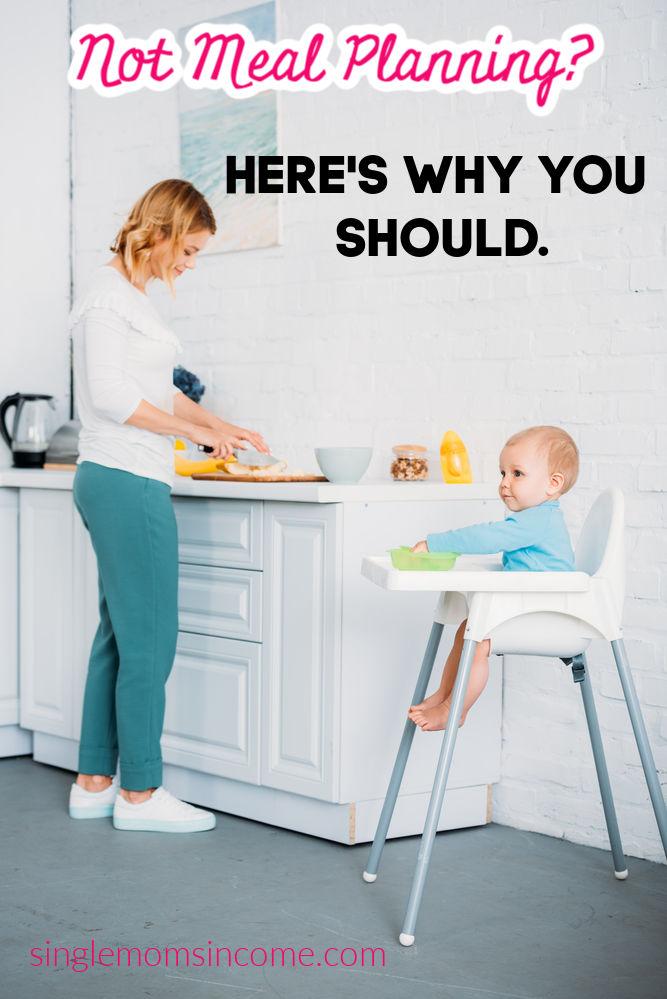 Pourquoi la planification des repas vous fera économiser du temps et de l'argent.