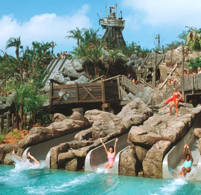 Parcs aquatiques amusants à visiter avec vos enfants