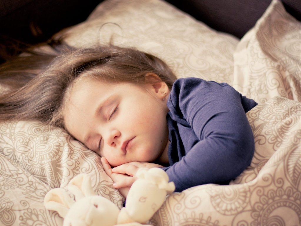 Réveillez-vous avant vos enfants