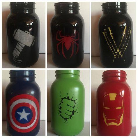 banques de super-héros