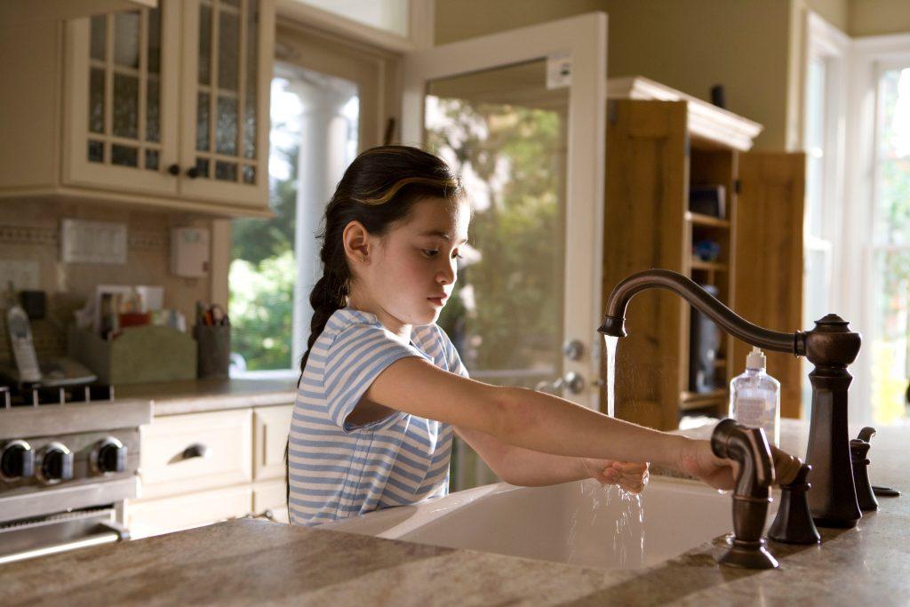 Suivez l'hygiène, la santé et la propreté