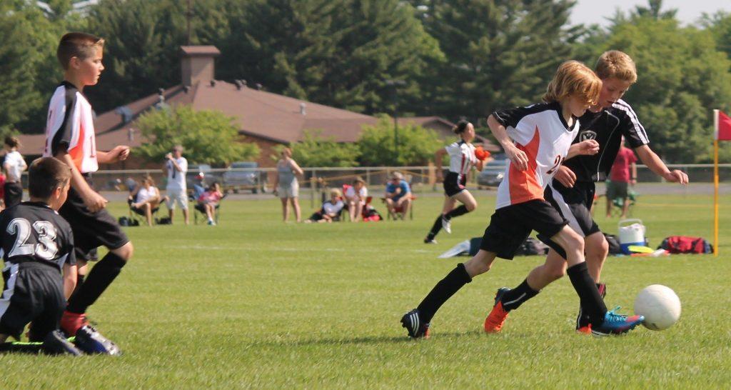Aidez votre enfant à trouver son sport parfait